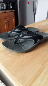 Brand new men Columbia sandals size 12