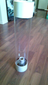 1000w HPS air cooled shade tube with light socket... $25