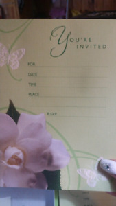 Invitations for sale