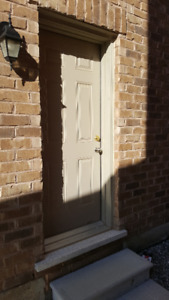Two (2) Bedroom Spacious & Clean Basement Apartment For Rent