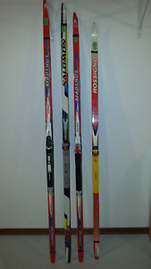 Nordic - XC - Cross Country Skate Skis