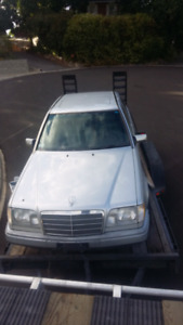 Mercedes-Benz e320 (no transmission)