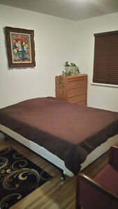 Fully furnished room in beautiful Langley location