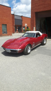 1969 CONVERTIBLE FOR SALE