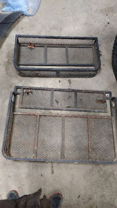 2002-2006 Yamaha Grizzly front and rear racks