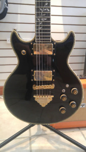 Holiday Sale! Ibanez AR620BK Electric Guitar