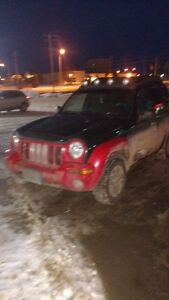 2004 Jeep Liberty SUV, Crossover
