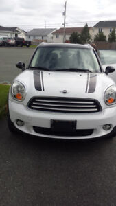 2012 Cooper 4 Door Countryman...All Year Drive..Reduced to Sell!