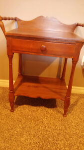Vintage Hall Table/Wash Stand
