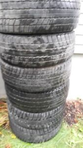 R14 185-65 WINTER TIRES