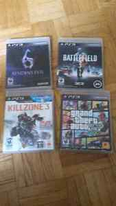 Ps 3 games no reasonable offer refused