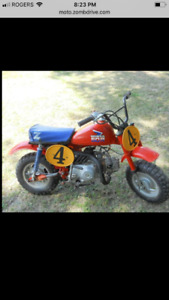 looking for Honda z50r 1984 or 85