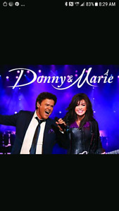 Donny and marie sunday aug 20th