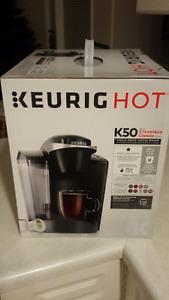 Brand New Kuerig K50 coffee maker