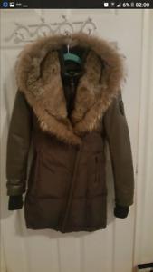 Rudsak fur winter down