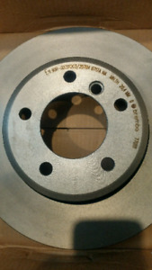 E46 brembo front pads and rotors
