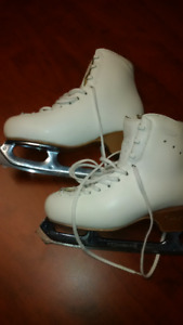 EDEA Chorus Figure Skates Size 240 with Matrix blades