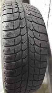 Michilen X-Ice Winter Tires with Rims Kitchener / Waterloo Kitchener Area image 1