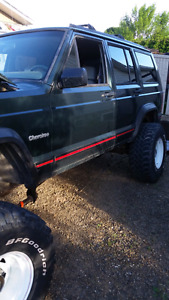 Early 90s cherokee for parts