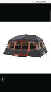 Roots 10 Person Stand Up - 2 Room Divider Tent