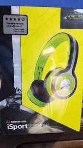 Isport headphones