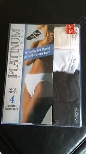 WOMEN'S HI-CUT PANTIES