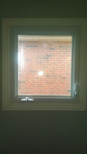 FOGGY and CRACKED Windows - GLASS REPLACEMENT
