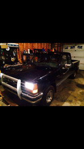 1989 Ford ranger project