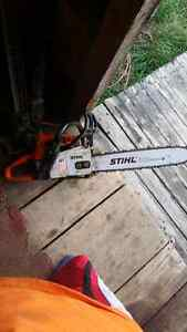 Stihl ms 230 gas chainsaw