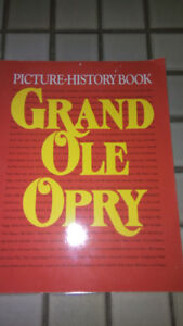 Grand Ole Opry music book