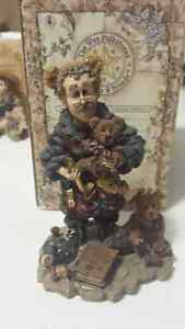 Boyds Bear & Friend...The Wee Folkstone Collection Windsor Region Ontario image 1