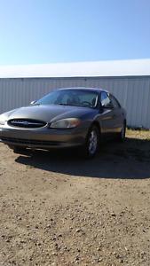 2002 ford Taurus.