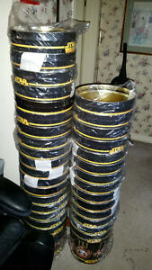 AWESOME LARGE STAR WARS METAL CANS SHOWS ALL 6 MOVIES!!!!!!!!!!! London Ontario image 6