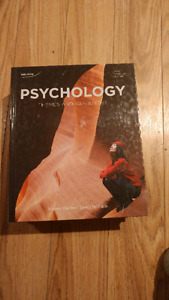 Psychology Themes and Variations - Third Canadian Edition
