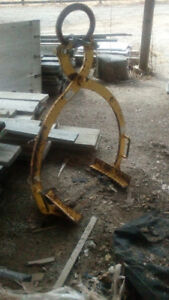 Large Rock Picker Mover Placer