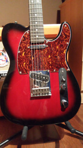 Squier Telecaster Antique Burst (ÉCHANGE)