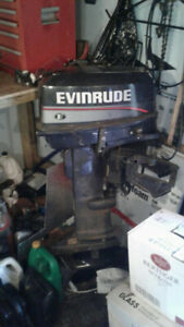1997 Evinrude 25hp for sale