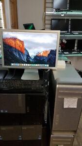 Ordinateur MAC Intel Xeon + Moniteur 22 pouces