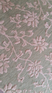 Tufted Wool Carpet Made in India