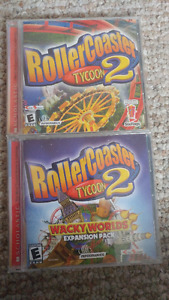Roller Coaster Tycoon 2 + Expansion