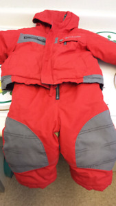 Columbia Snowsuit Size 2