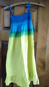 10 girl's summer and formal dresses (sizes 4-8)