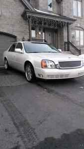 Cadillac deville dts dhs