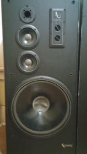 Infinity speakers mint condition