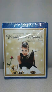 Breakfast at Tiffany's 50th Anniversary Blu-Ray