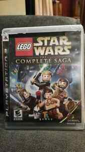 Lego Star Wars the Complete Saga for PS3