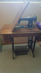 Sewing machine PU soithview area