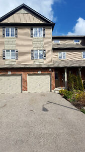 4 Year Old FREEHOLD Townhome Backing onto Greenspace