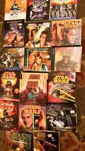 BUNDLE: 18 Star Wars Audio Books (CDS)