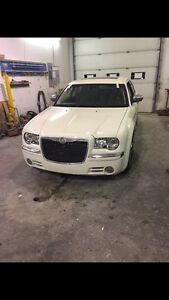 2010 Chrysler 300c car is in BC